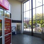 Bahnhofsgebaeude Eingangsbereich