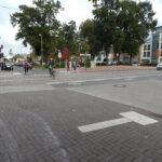 Querung nach Fertigstellung von Kolpingstraße