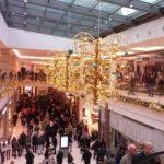 Eröffnung Einkaufscenter